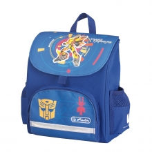 "Школьный ранец Herlitz Mini Soft Bag ""Transformers Prime"""
