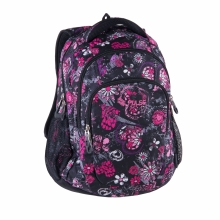 Рюкзак Pulse Backpack Teens Black Flower