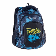 Рюкзак Pulse Backpack Teens Blue Football
