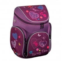 Ранец школьный Boxi, Hearts, 38х29х19 см