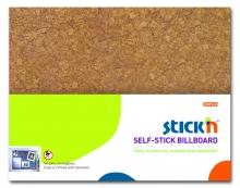 Cамоклеящаяся доска для объявлений Infoboard, 46 х 58 см, Stick'N, Hopax