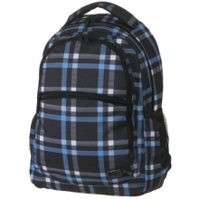 Рюкзак Walker Base Classic Cross Blue, 32х45х21см, син.клетка
