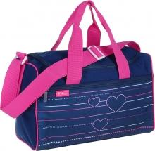 """Детская спортивная сумка Herlitz XL""""HEARTBEAT"""""""
