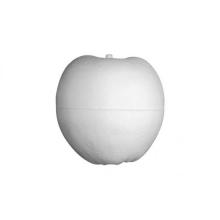 Яблоко из пенопласта