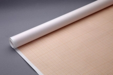 Бумага масштабно-координатная в рулоне ф.640х10