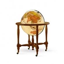 """Глобус Nova Rico """"Синтия Antique"""" (антик.) с подсветкой. d50 cm"""