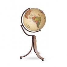 """Глобус Nova Rico """"Эмили Antique"""" (антик./политич.) с подсветкой. d50 cm"""