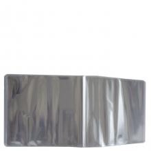 Обложка прозрачная для учебников универсальная A5 ПВХ 100мкр.