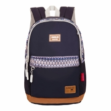 Молодежный рюкзак Across Merlin M21-147-1 Black
