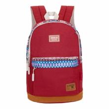 Молодежный рюкзак Across Merlin M21-147-4 Red