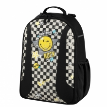 Школьный ранец Herlitz Be.bag AIRGO Smiley World Rock