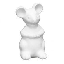 Мышь из пенопласта