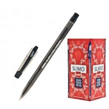 Ручка шариковая Cello Slimo, чёрная