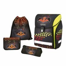 Школьный ранец Herlitz MIDI NEW Formula 1, с наполнением