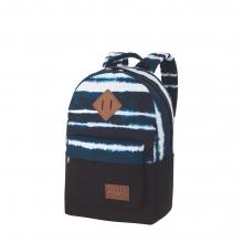 Рюкзак Asgard Р-5333Д Полосы черно - сине - белые