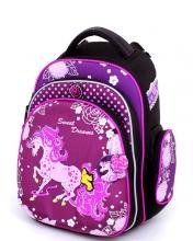 """Школьный ранец Hummingbird Kids ТК63 """"Sweet Dreams""""+мешок для обуви"""