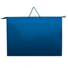 Папка для рисунков т. синяя